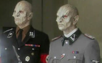 At the very least, the fourth season of Enterprise was the first season to feature evil alien space Nazis since Star Trek's econd season in 1968
