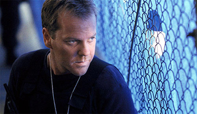 Jack Bauer helped U2 find what they were looking for. Fact.