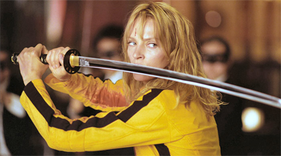 """Remember when we thought Kill Bill was going to be the """"odd one out"""" of Tarantino's career?"""