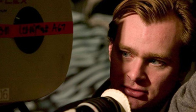 Nolan films Batman to the max... the (i)Max...