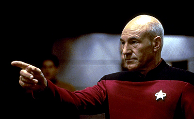 Patrick Stewart was so awesome, we even believed he was playing a French man...
