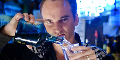 Quentin Tarantino, master of the pop culture cocktail