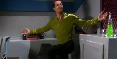 Captain Archer reveals he's a massive fan of The Original Series