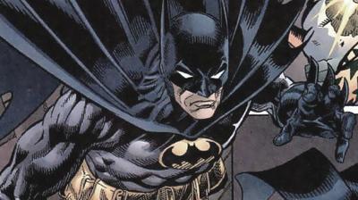 Na na na na na na, Batman!