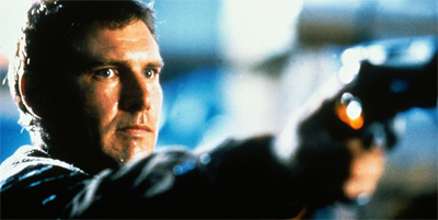 "Screenshot from the mythic ""Deckard is Keyzer Soze"" ending to Blade Runner"