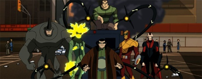 The Sinister Six. Does Exactly What it Says on the Tin.