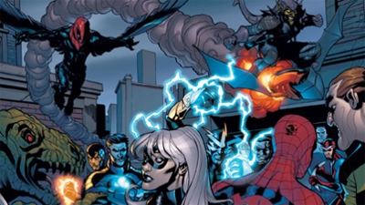 The Sinister Twelve... Twice as badass as the team you saw above...