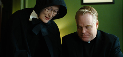 Asked about her doubts, Meryl said she had nun...