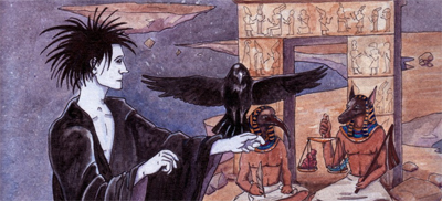 """Quoth the Raven, """"Nevermore."""""""