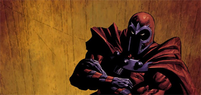 Magneto sulked when he discovered that that thing with the samurai swords up its arms from Wolverine would get a spin-off movie before he did...