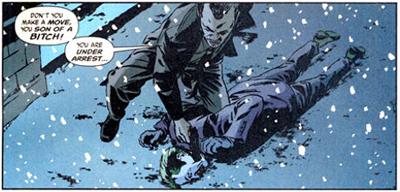 Meine (aktuellen) Lieblingscomics, zumindest die obersten 15! Gothamcentral3