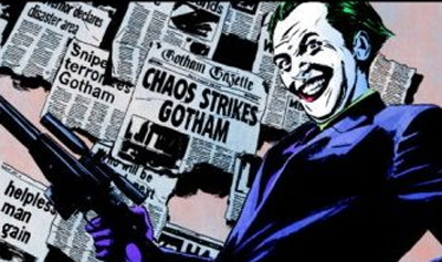 The joke's on Gotham...