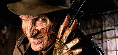 One, two... Freddy's coming for you...