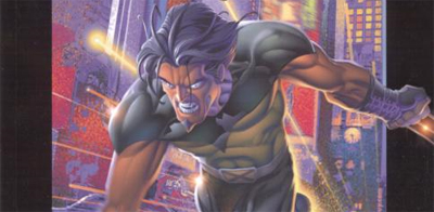 Because it wouldn't be an X-Men book without Wolverine on the cover...
