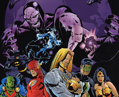 Image result for Grant Morrison got JLA