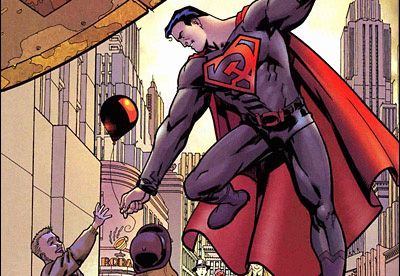 Superman Red Son The M0vie Blog