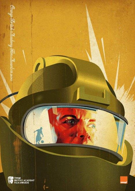 The Hurt Locker BAFTA Poster