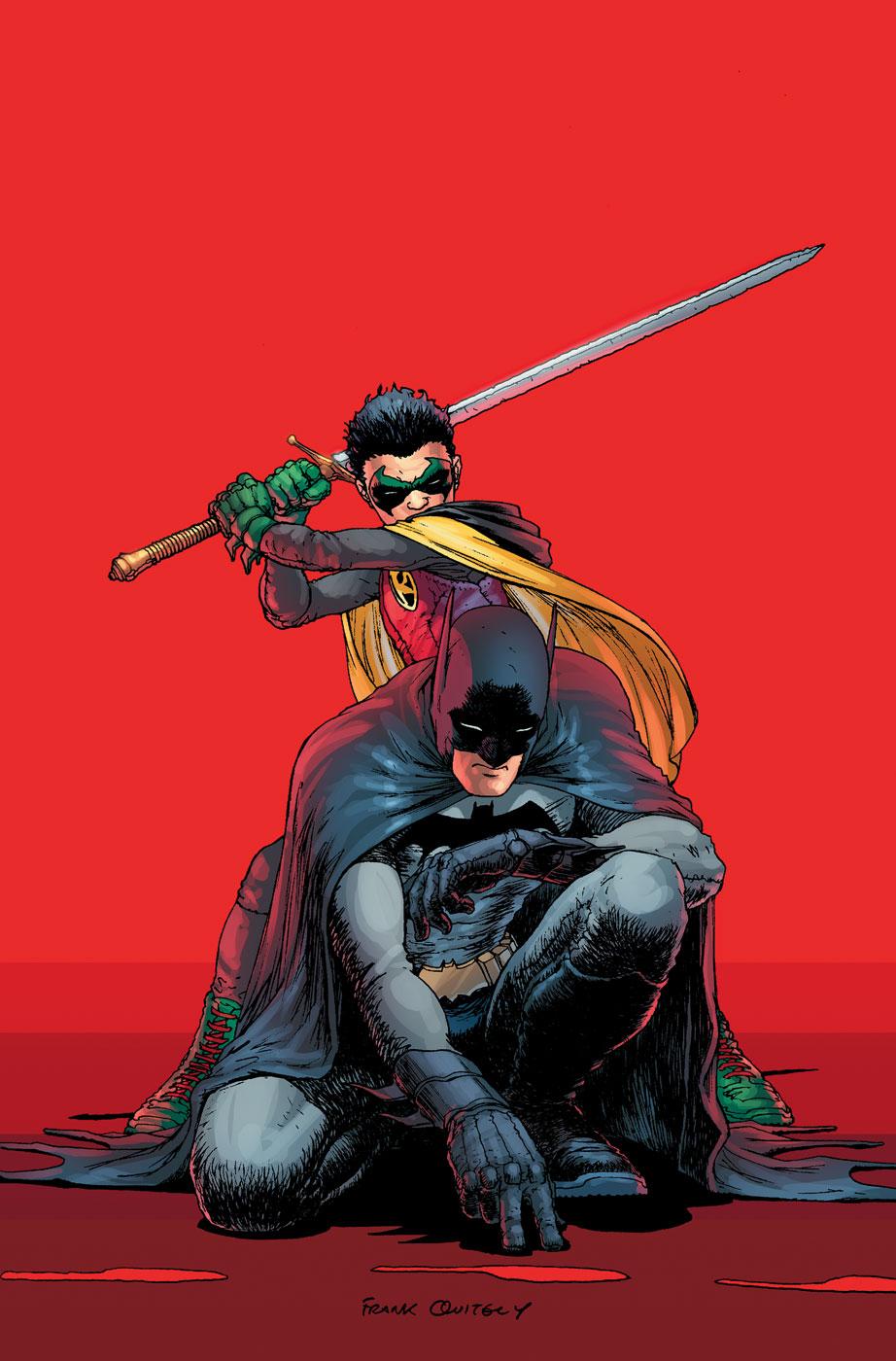 Grant Morrison's Run on Batman & Robin – Batman Reborn