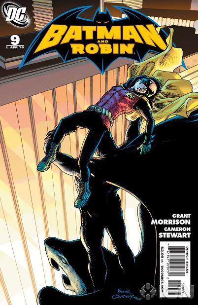 Grant Morrison's Run on Batman & Robin – Batman Reborn, Batman vs