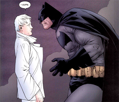 Batman/Planetary: Night on Earth (Review)   the m0vie blog