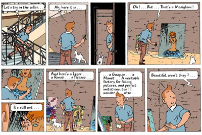 Read Tintin - Download Tintin s adventures in PDF