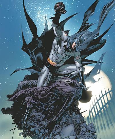 Tony Daniel's Run on Batman – Battle for the Cowl, Life
