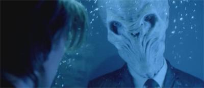 Underwater menace...