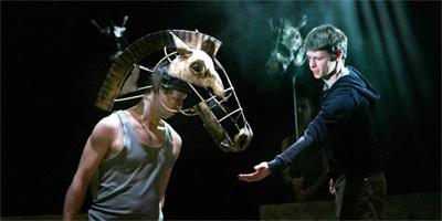 a plot overview of peter shaffers brutal play equus Need help with act 1 in peter shaffer's equus equus act 1 summary & analysis from litcharts the social rules of an equally irrational and brutal modern.