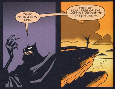 Batman: Ego (and Other Tails) (Review/Retrospective)   the
