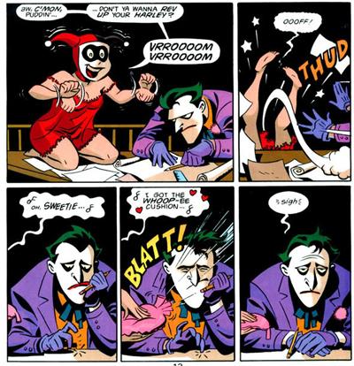 Batman: Mad Love & Other Stories (Review/Retrospective) the m0vie ...