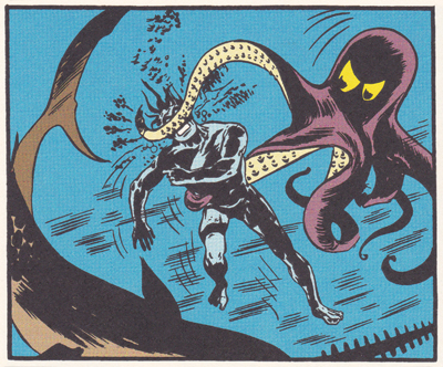 Tangling with the Octopus...