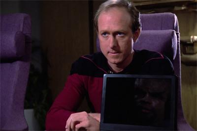 Should the Enterprise screen its crew better?