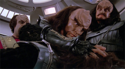 The long, slow death of the Klingon Empire...