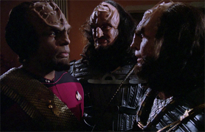 Klingon to their culture...