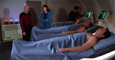 I really hope we can put this condescending Enterprise crew to bed...