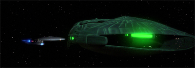 The Federation will be green with envy...