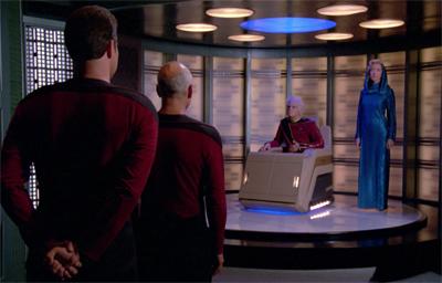 """I borrowed Professor Xavier's chair..."""