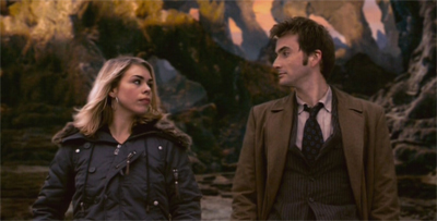I will admit that Billie Piper Rose to the challenge...