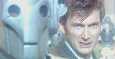 Lighten up, Doctor...