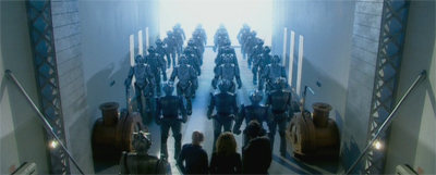 March of the Cybermen...