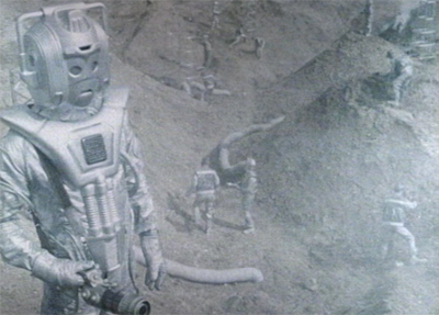 """""""Occupation of the Cybermen"""" was not a bad title..."""