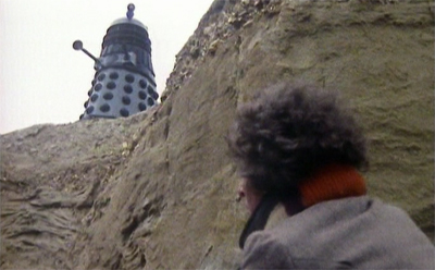The Daleks stalk their quarry...