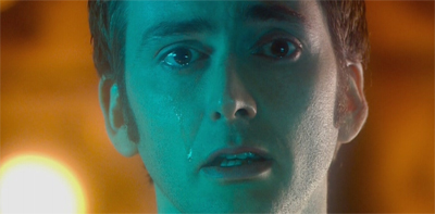 The tears of a Time Lord...