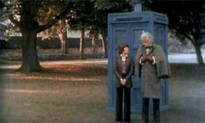 """So, the Daleks next, then?"""