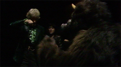 Another Monster of Peladon...