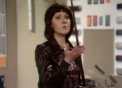 Sarah Jane is as sharp as ever...