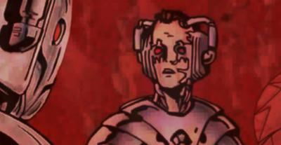 I am Locutus of Cybermen...