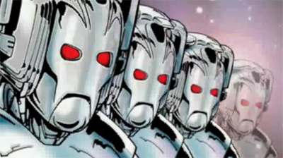 Time of the Cybermen...