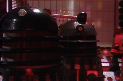 Redemption of the Daleks?