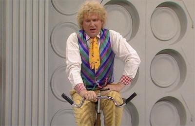 On yer bike...